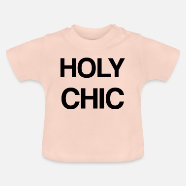 Holy Chic Holy Chic - Baby T-Shirt