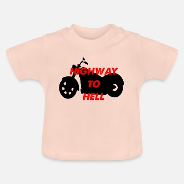 Road To Hell highway to hell - Baby T-Shirt