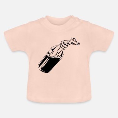Molotov Molotov Cocktail - Baby T-Shirt