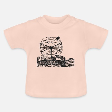 Clock World Clock - Baby T-shirt