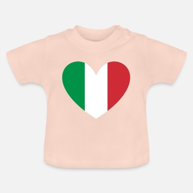 Cuore CUORE ITALIEN - Baby T-Shirt