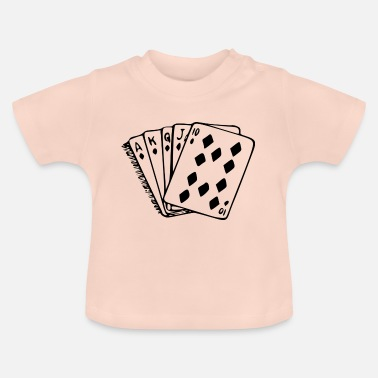 Royal Flush Royal Flush - Baby T-Shirt