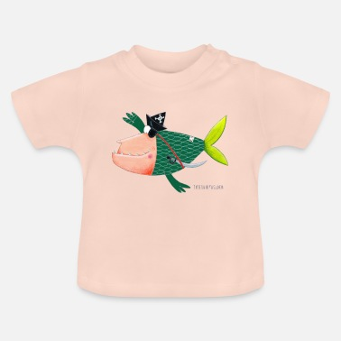 Fred Freibeuter - Baby T-Shirt