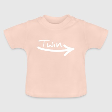 Twin right - Baby T-Shirt