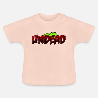 Undead Undead - Undead Comic - T-shirt baby