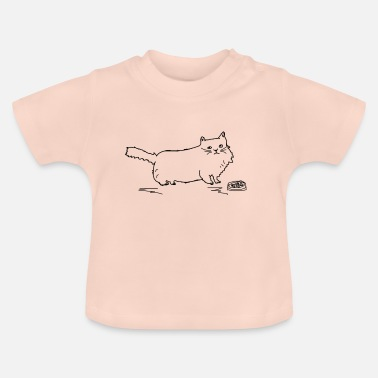 Collections CAT Collection - Baby T-skjorte