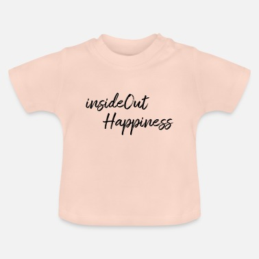 Happiness InsideOut Happiness - Baby T-skjorte