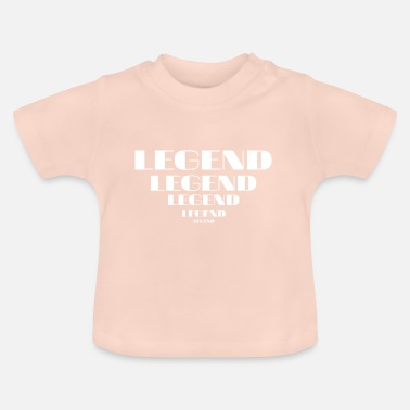 Legend Legend - T-shirt baby