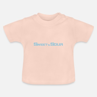 Sour Sweet & sour - Baby T-Shirt