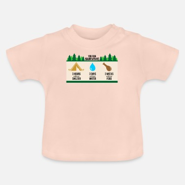 Wildlife Survival and wildlife - Baby T-Shirt