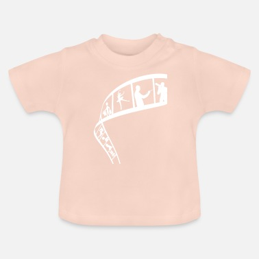 Strip Film Strip - Baby T-Shirt