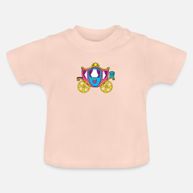 Transport Princesse de transport - T-shirt Bébé