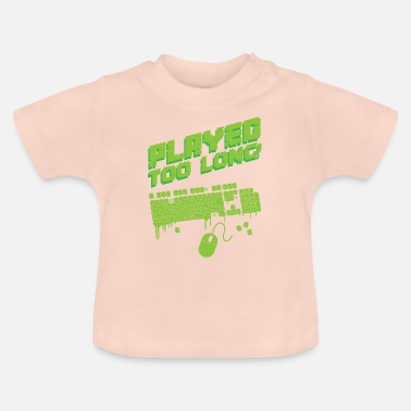 Playing Played - Baby T-Shirt