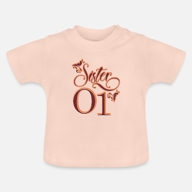 Siblings siblings - Baby T-Shirt