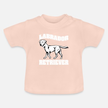 Newfoundland Labrador Retriever LABRADOR RETRIEVER dog pet - Baby T-Shirt