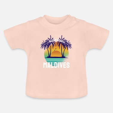 My Story begins in Maldives - Baby T-Shirt