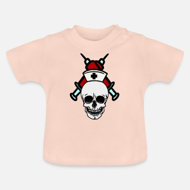 Workspace Nurse medic professions workspace - Baby T-Shirt