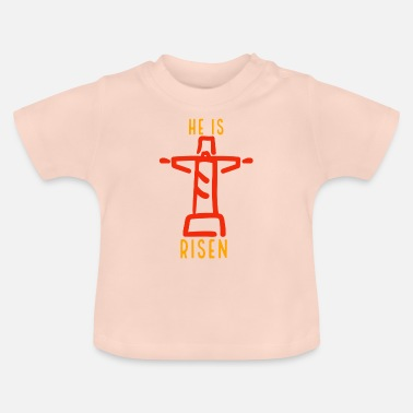 Osten Ostern Ostern Ostern Ostern Ostern Ostern Ostern - Baby T-Shirt