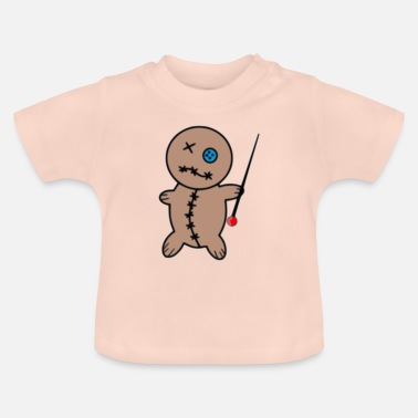 Lol Voodoo Doll Fun Witchcraft - Baby T-Shirt