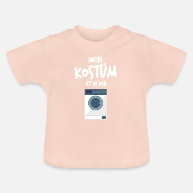 Kostuum Mijn kostuum is in de was - Baby T-shirt