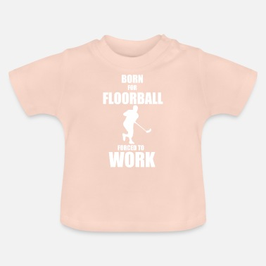 Floorball floorball - Maglietta neonato