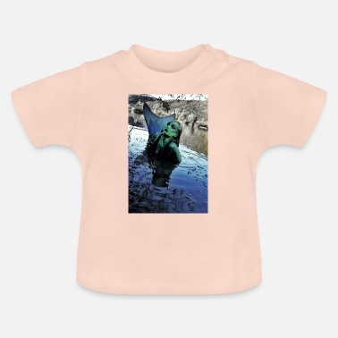 Sir sirene - Baby T-shirt