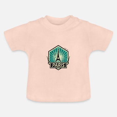 PARIS, FRANCE - Baby T-Shirt