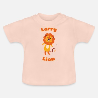 Zany Zany Zoo - Larry Lion - Baby T-Shirt