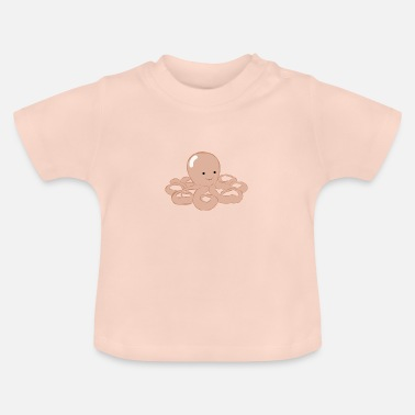 North Sea octopus - Baby T-Shirt
