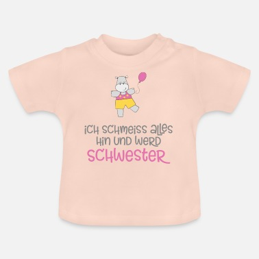 die besten t shirts f r gro e schwestern online bestellen spreadshirt. Black Bedroom Furniture Sets. Home Design Ideas