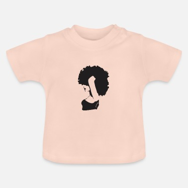 Afro Min afro - T-shirt baby