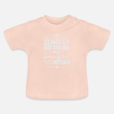 Learn Learn - Baby T-Shirt