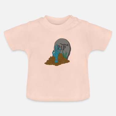 Grave Grave RIP - Baby T-Shirt