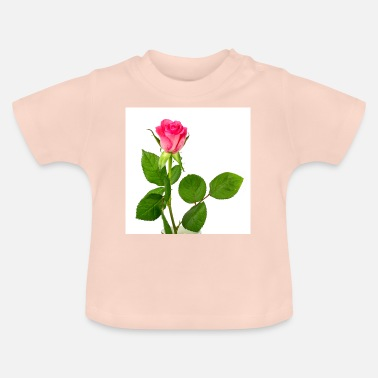 Roos rose - Baby T-shirt