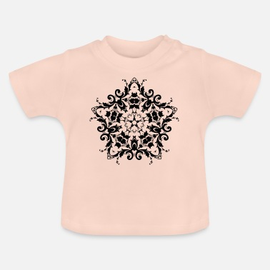 Ornament Ornament - Damask - T-shirt baby