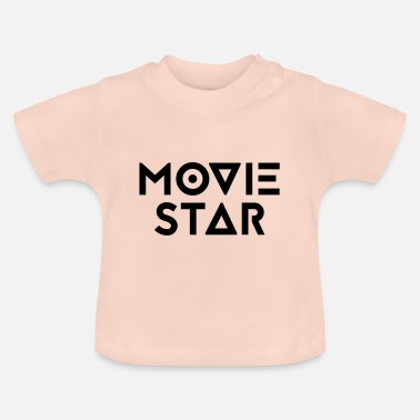 Movie Star Movie star - Baby T-Shirt