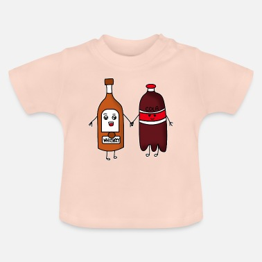 Whisky Cola Whiskey Cola - Baby T-Shirt
