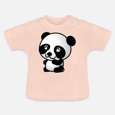 Shop Baby Panda Comic T Shirts Online Spreadshirt