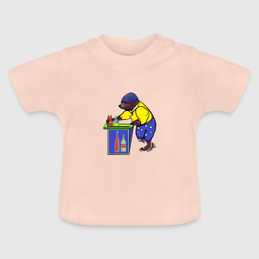 The Party Bear - Gifts for Fetish Fans - Baby T-shirt