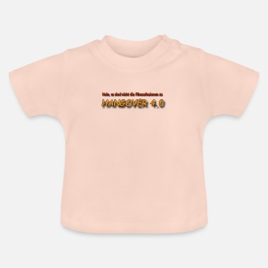 Guys Night Out Hangover 4.0 - Baby T-Shirt