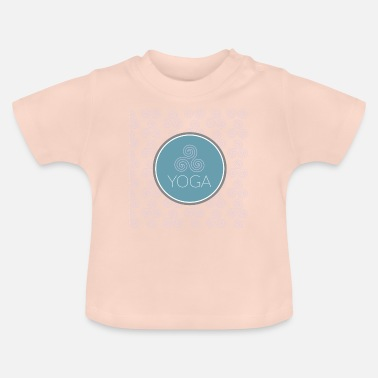 Cult Yoga signs - Baby T-Shirt