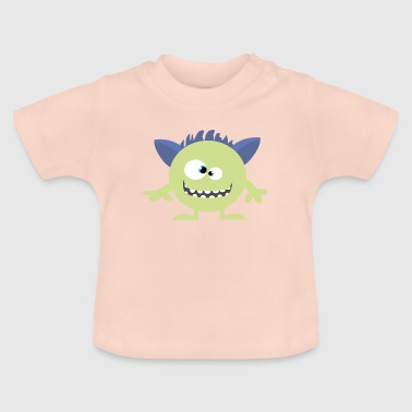 Ufo Baby Alien Monster UFO - Baby T-Shirt