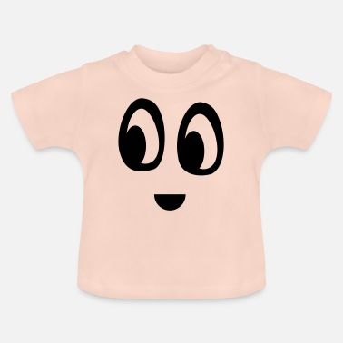 Funny face - Baby T-Shirt