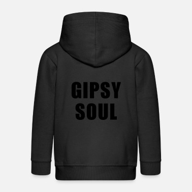 Gipsy THE FASHION TEE - GIPSY SOUL - Kinder Premium Kapuzenjacke