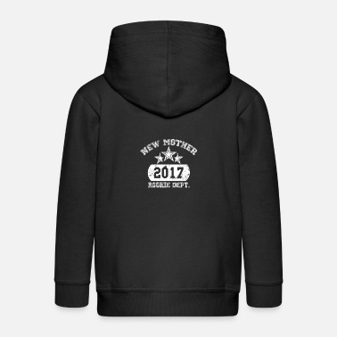 New Mother New Mother 2017 Rookie Dept - Kids' Premium Zip Hoodie