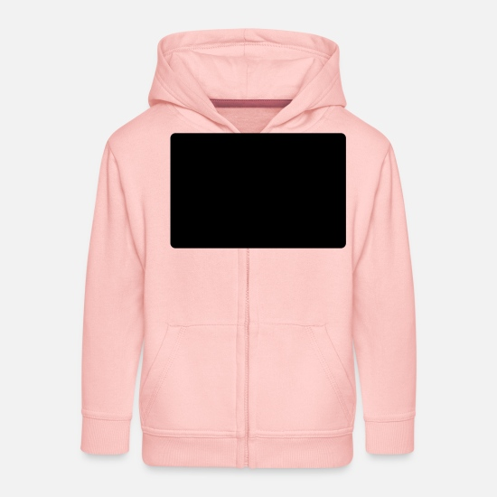 Hello Hoodies & Sweatshirts - hello my name is sami - Kids' Premium Zip Hoodie crystal pink