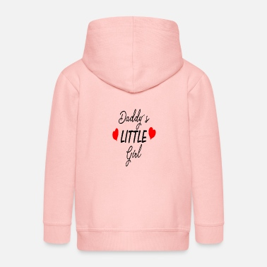 Daddy S Little Girl Daddy´s little Girl - Papa ´s kleines Mädchen - Kinder Premium Kapuzenjacke