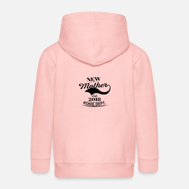 New Mother New Mother 2018 Rokie Dept. - Kids' Premium Zip Hoodie