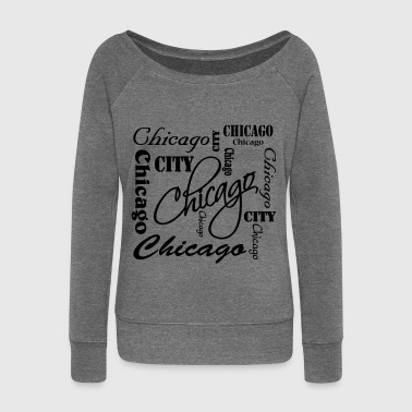 Chicago - Women's Boat Neck Long Sleeve Top