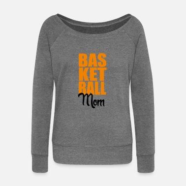 Femme Disant Basketball Maman Blanc Enfant Premium Fils T Fille Shirt E2WYD9HI